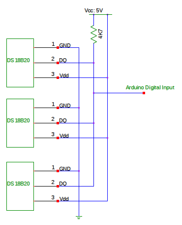 temp sensors connection diagram 3 wire